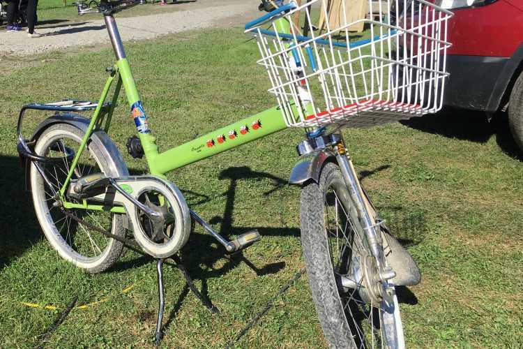 Kombi-sykkel fra DBS